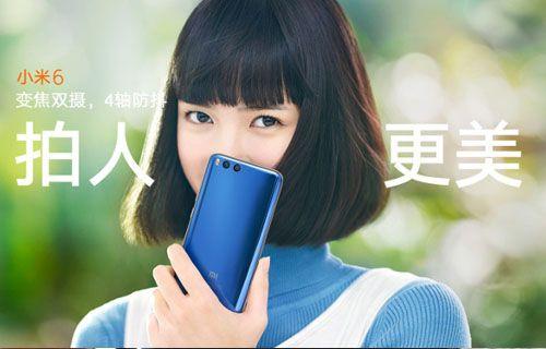 Xiaomi Mi 6 ilk kamera örnekleri
