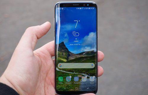 6GB RAM'li Galaxy S8+ satışa sunuldu