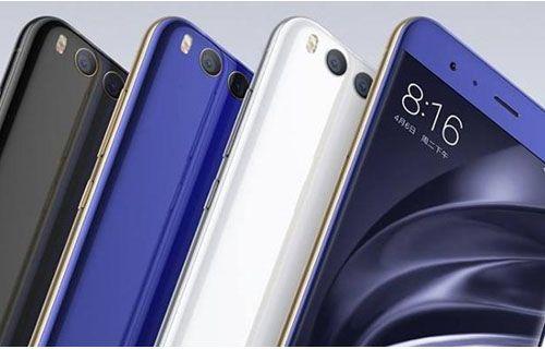 Xiaomi Mi 6 Plus geliyor!