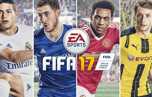 FIFA 17'ye 12 TL'ye sahip olabilirsiniz!