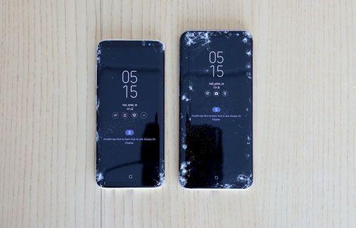 Uzmanından Galaxy S8 düşürme testi (Video)