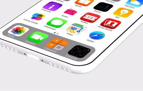 Yeni video, iPhone 8'in parlak beyaz rengini gösteriyor