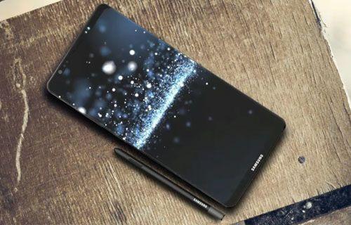 Galaxy Note 8'in tanıtım tarihi kesinleşti