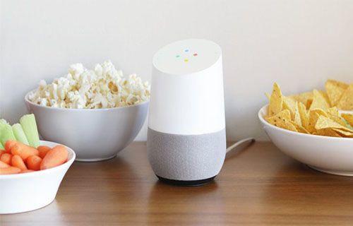 Google Home sizi en iyi aşçı yapacak!