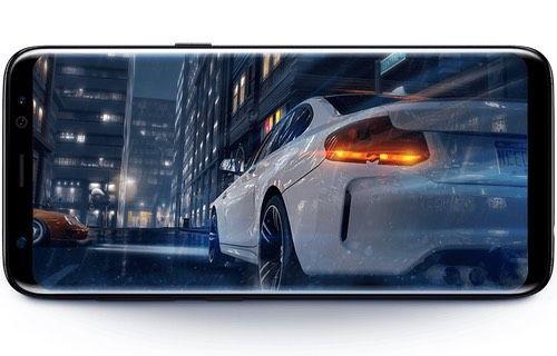 Galaxy S8'de oyunlar nasıl tam ekran yapılır?