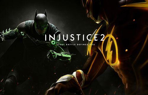 Injustice 2'den yeni oynanış videosu!