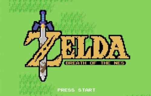 Hayran yapımı Zelda oyununa Nintendo müdahalesi!
