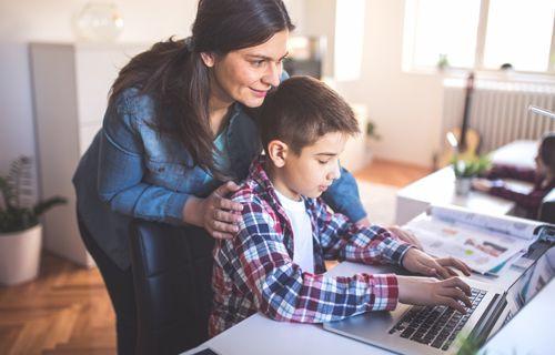 Çocukların teknoloji ile hayat dengesini kurması için 5 ipucu