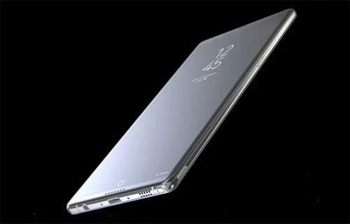 Galaxy Note 8'in güvenilir kaynaktan görüntüsü geldi