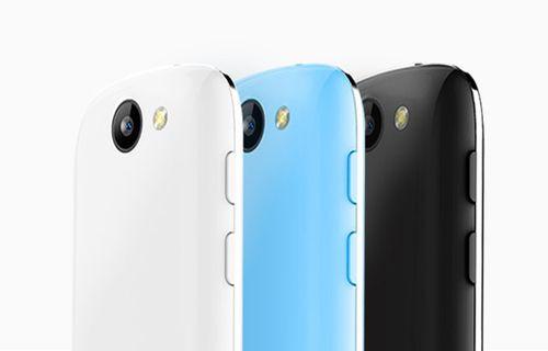 Dünyanın en küçük Android Nougat'lı telefonu