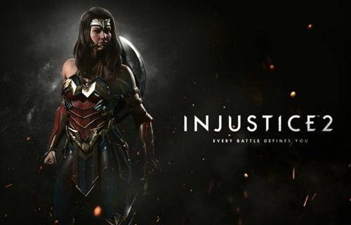 Injustice 2'ye gelecek yeni karakterler belli oldu!