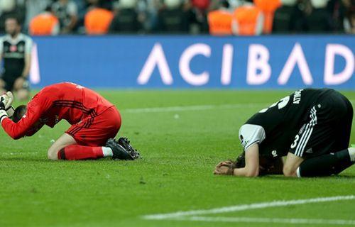 Beşiktaş - Fenerbahçe derbisi sonrası capsler kırdı geçirdi
