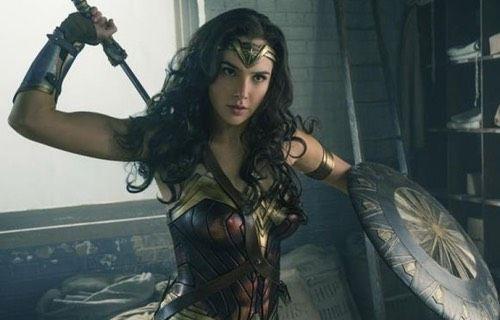 Wonder Woman için yeni fragman yayınlandı!