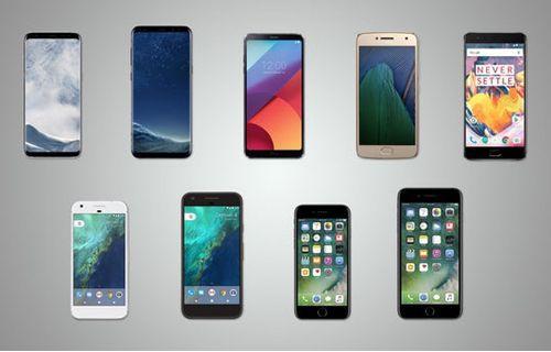 2017'de en çok satılan akıllı telefon belli oldu!