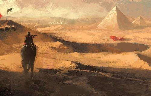 Yeni Assassin's Creed'in oyun içi görsel sızdı!