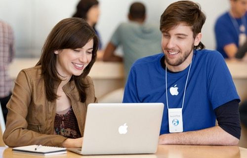 Apple'dan destek almak artık daha kolay