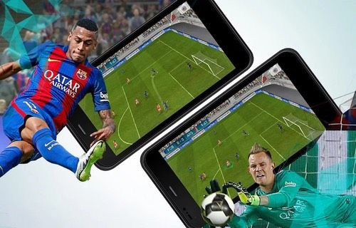 PES 2017, Android ve iOS'e geldi