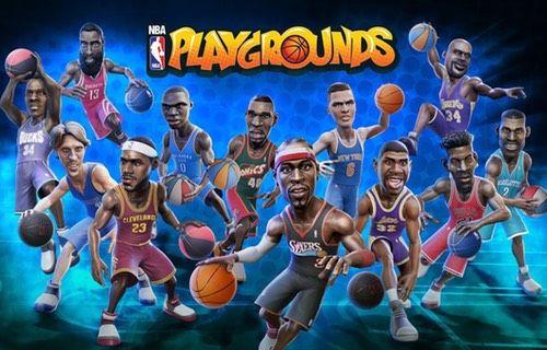 NBA Playgrounds inceleme