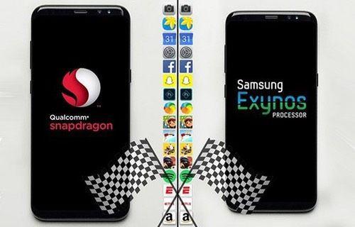Galaxy S8, Galaxy S8'e karşı!