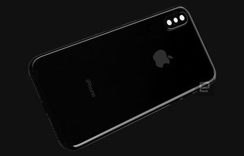 iPhone 8'in yeni görselleri geldi!