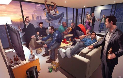 En iyi GTA oyunu hangisi?