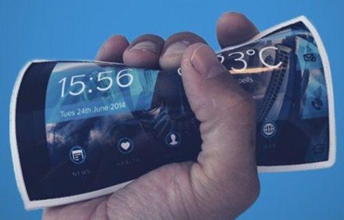 Samsung dünyanın ilk esneyebilen OLED ekranını tanıtacak!