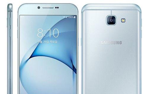 Galaxy A8+ (2018) canlı görüntülendi