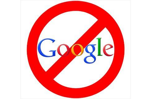 Google'a erişim yasağı geliyor!