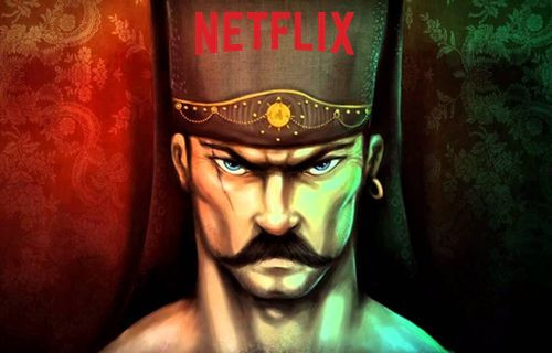 Netflix'ten Osmanlı'dan esinlenen dizi geliyor!