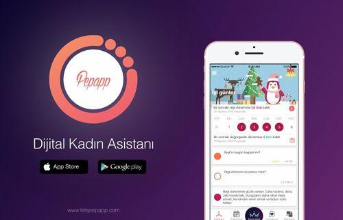 Türkiye'nin ilk dijital kadın ve sağlık asistanı: Pepapp!