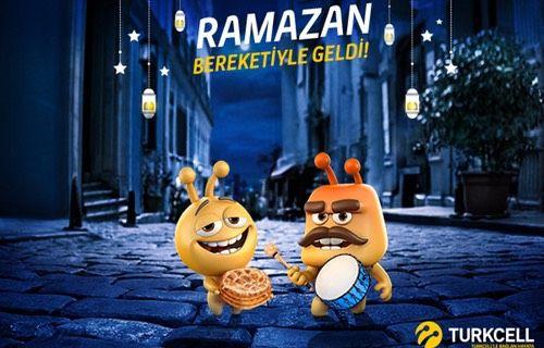 Ramazan'da Turkcell BiP kullan internet kazan!
