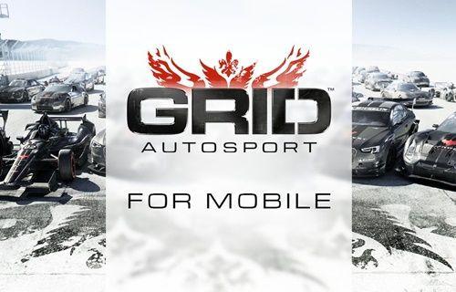 Grid mobile geliyor!