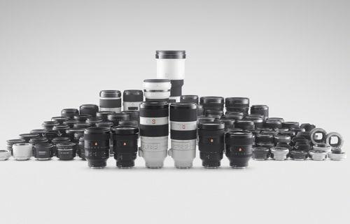 Sony'den, iki yeni geniş açılı Full Frame E-Mount Lens
