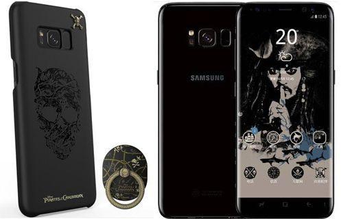 Samsung Galaxy S8 Karayip Korsanları Edition artık resmi