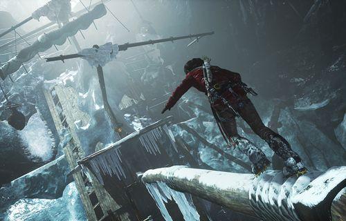 Rise of the Tomb Raider'a gelen güncelleme uçuruyor!