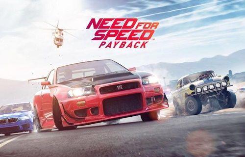 Yeni Need for Speed Payback oyunu hakkında detaylar!
