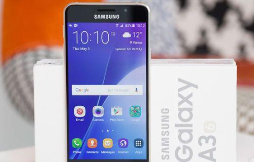 Galaxy A3 (2016) Nougat güncellemesi çıktı!