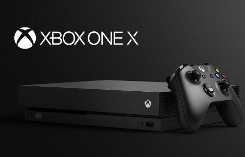 Xbox One X Türkiye fiyatı ve çıkış tarihi açıklandı!