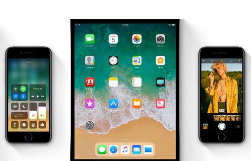 iOS 11 yayınlandı!