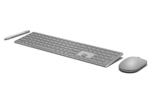Microsoft'tan gizli parmak izi okuyuculu klavye!