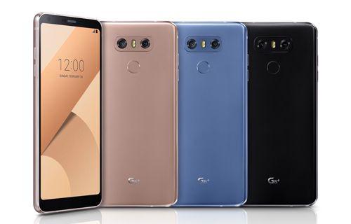 LG G6+ için resmi video yayınlandı