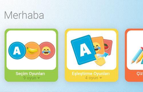 Otsimo 17 oyunla Android'de