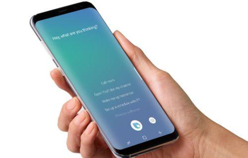Samsung Bixby dünya çapında başlıyor