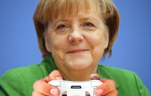 Angela Merkel, Gamescom açılışını yapacak