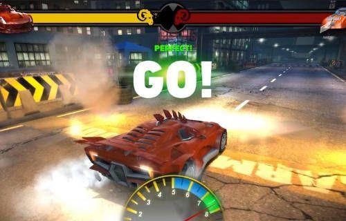 Android'e Carmageddon: Crashers geldi!