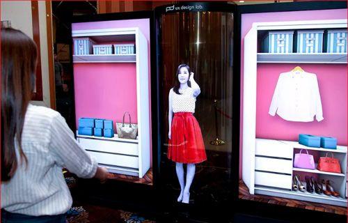 LG, insan boyundan uzun esnek OLED ekran üretti