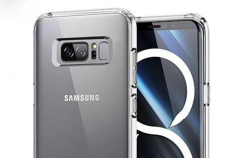 Galaxy Note 8'in ilk resmi görüntüleri yayınlandı!
