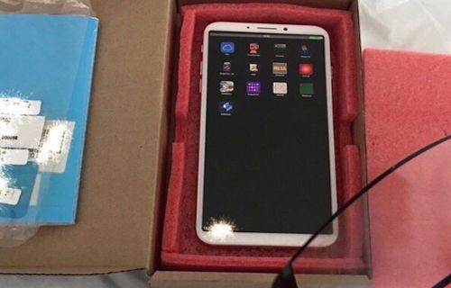 iPhone 8, perakende kutusu içinde görüntülendi