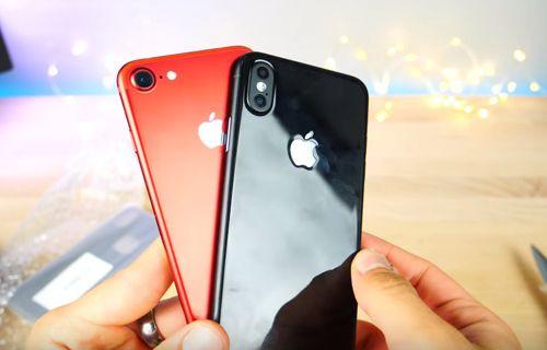 iPhone 8'in sahtesi çıktı! (Video)