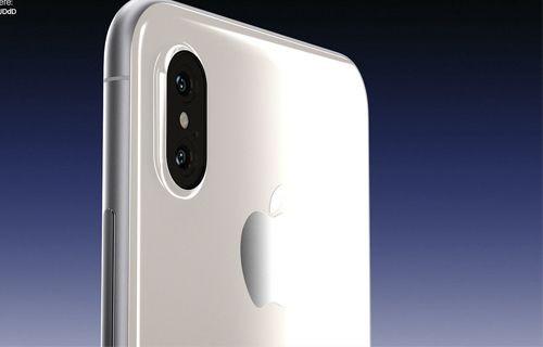 Beyaz iPhone 8'i gördünüz mü?